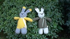 Os coelhinhos podem ser as mascotes dos seus bebés