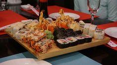 Sushi world 😊