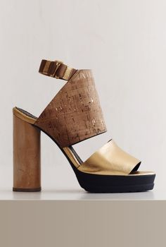 HEELS MORAY CORK in the group All items / Shoes at Rodebjer Form AB  (1400030813