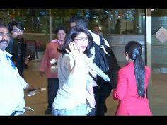 Priyanka Chopra at Mumbai airport leaving for IIFA Awards Mumbai Airport, Priyanka Chopra, Awards, Interview, Photoshoot, Youtube, Photo Shoot, Youtubers, Youtube Movies
