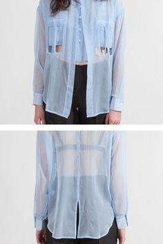 Astrid Cut Out Shirt - Young & Able