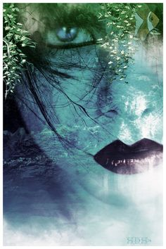 This would make a great book cover. Sea Faerie  by `oibyrd