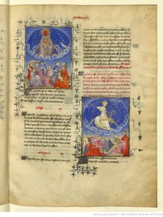 L'Epistre Othea à Hector, fol British Library, Narcisse Et Echo, Book Of Hours, Blessed Virgin Mary, Illuminated Manuscript, Illustrations, F21, Vintage World Maps, Miniatures