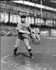 Cleveland Indians Bob Feller