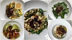 Simply Green Salad | Salad Bar Review | Food For Thought