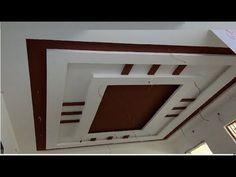 9 Awesome Cool Ideas: L Shaped False Ceiling Design false ceiling lobby.L Shaped False Ceiling Design false ceiling modern home. Gypsum Ceiling Design, House Ceiling Design, Ceiling Design Living Room, Bedroom False Ceiling Design, Bedroom Ceiling, Simple False Ceiling Design, Design Lab, Design Blogs, Salon Design