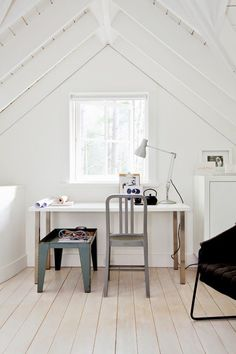 ChicDecó:   3 Great Uses for your Newly Converted Loft