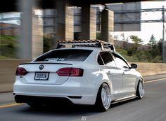 "389 Me gusta, 6 comentarios - Matt Reinert (@mattmaynetf) en Instagram: ""Keep rollin, rollin, rollin @superfuckinsick #mkvi #jetta #gli #autobahn #vw #volkswagen #lowered…"""