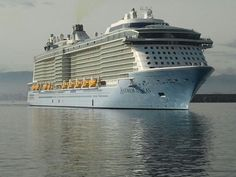 Anthem of the Seas at Musel