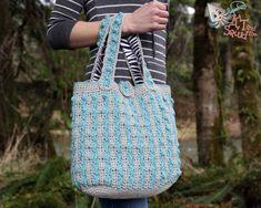 Crochet purse pattern Crochet  pattern purse by ktandthesquid, $4.00