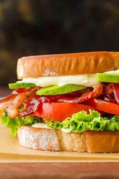 Sandwich Sauces, Best Sandwich, Soup And Sandwich, Sandwich Recipes, Sandwich Board, Blt Recipes, Cooking Recipes, Easy Recipes, Mop Sauce