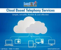 #LeadNXT, best cloud #telephony provider company in #India. Our services include #IVR, #calltracking & recording, #voicemail and more. See more @ http://leadnxt.com/cloud-telephony-company-india.html  #CloudTelephony #CloudSystem #TollFreeNumber