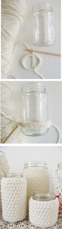 porta-candele-fai-da-te-tricot