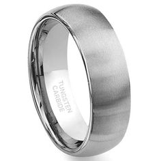 For the guy who doesn't like to wear rings, this is about as basic as they come. It also won't make skin color change (like cobalt will).