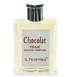Chocolat Frais evokes a permeated cocoa heart, with an intoxicating blend of absinthe, almond tree flowers and white peach. It leaves a trace of woody and vanilla flavored notes, given by light woods and heliotrope.