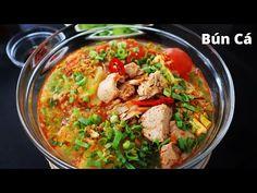 (582) BÚN CÁ - Cách nấu Bún Cá siêu nhanh, không bị tanh, bằng cá hộp - Mai Khôi - YouTube