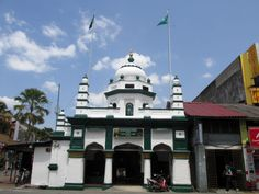 George Town - Nagore Dargha Sheriff mosque