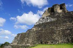 Mayan Ruins in Belize. #VacationExpress