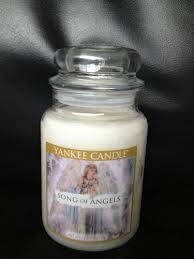song of angels #YankeeCandle #MyRelaxingRituals