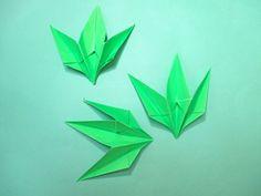 Origami Leaves, Activities, Halloween, Simple, Spooky Halloween