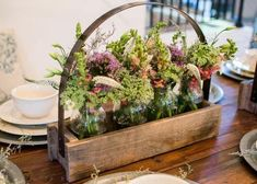 Fill mason jars with fresh or faux florals and place it on a shelf or in your windowsill. Used in Episode 1 of Season 3 of Fixer Upper! Order online today!