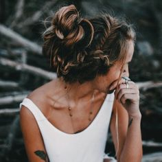 Should you appreciate beauty an individual will enjoy this site! Messy Hairstyles, Pretty Hairstyles, Coiffure Hair, Good Hair Day, Bad Hair, Hair Dos, Gorgeous Hair, Hair Inspiration, Hair Beauty