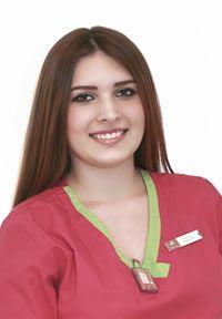 Aveta Nasufi Dentalassistentin www.dental-club.ch