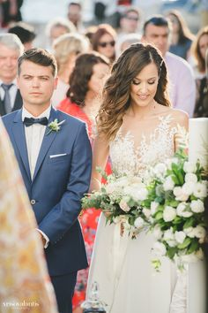 Beautiful Sun Drenched Portugal Wedding in the Algarve By Matt and Lena Photography: Boho Weddings Groom And Groomsmen Attire, Bridesmaids And Groomsmen, Greek Wedding, Boho Wedding, Pink And Gold Wedding, Couples In Love, Destination Wedding Photographer, Wedding Hairstyles, Wedding Photos