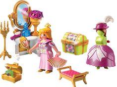 Playmobil PLAYMOBIL, Сказочный дворец: Королевская гардеробная комната