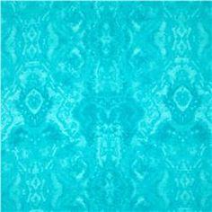 Comfy Flannel Tone on Tone Aqua