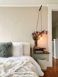 This Genius Bedroom Hack Requires Zero Floor Space