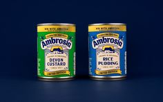 Ambrosia Centenary on Packaging of the World - Creative Package Design Gallery
