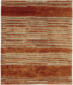 Hyacinth B Hand Knotted Tibetan Rug from the Tibetan Rugs 1 collection at Modern Area Rugs