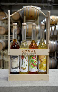 KOVAL Liqueur Gift Pack