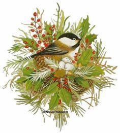 Melissa Shirley Designs | Hand Painted Needlepoint | Mary Lake-Thompson®'s Christmas--Gorgeous!
