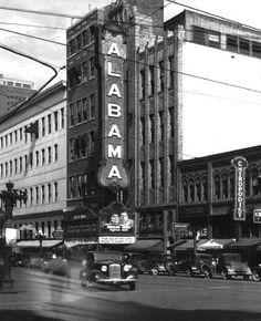 Alabama Theater in Birmingham, Alabama