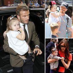 Harper Beckham wins our best-dressed celebrity kid of 2012!