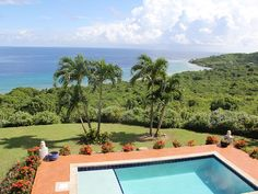 Cane Bay Vacation Rental - VRBO 3694752ha - 4 BR USVI - St. Croix Villa, Beautiful Ocean Views and Comfort for 2 to 10 Guests with Pool.$4000 total everything for 10 ppl.