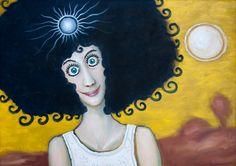 Original art, handmade picture, art for sale, Jakub Jecminek, oil on canvas, wall decor by JakubJecminekArt on Etsy