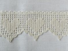 ~ Crochet Hearts Lace ~