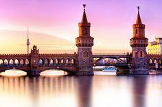 Oberbaum Bridge, Berlin, Germany