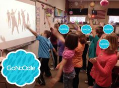 One Extra Degree: GoNoodle: Brain Breaks Made Easy!