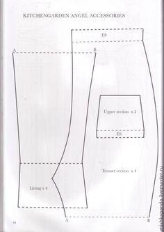 Quickly and easily sew Tilda Angel Garden - 14 steps!)))) - Fair Masters - handmade, handmade