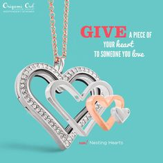 Origami Owl Valentine's Day 2016. Just click on the pic to order.