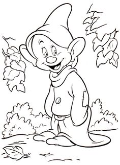 Snow White Coloring Pages Make your world more colorful with free printable coloring pages from italks. Our free coloring pages for adults and kids. Disney Coloring Sheets, Cartoon Coloring Pages, Coloring Book Pages, Printable Coloring Pages, Free Disney Coloring Pages, Snow White Coloring Pages, Disney Colors, Online Coloring, Coloring Pages For Kids