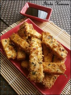 Tofu frit - Itada-Kimasu