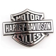 harley davidson solid brass belt buckle vintage 1983 eagle rare