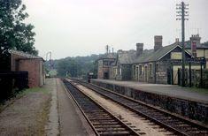 Taunton to Barnstaple.