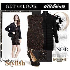 Get The Look: AllSaints