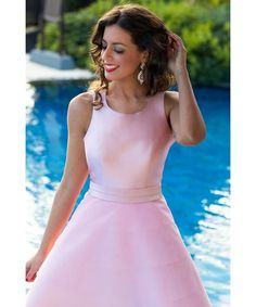 Hot Pink Homecoming Dresses 2016 Backless Bow Custom Made Mini Summer Dresses for Graduation
